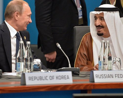 Saudi-Russia relations in the emerging new world order