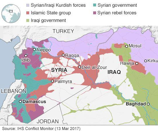 New important deal looming for Eastern Ghouta and South East Syria by Jordanian-Iraqi borders