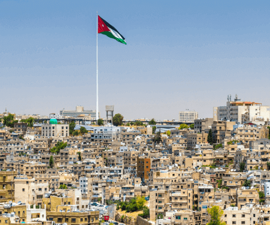 Jordan's fragile stability is under threat
