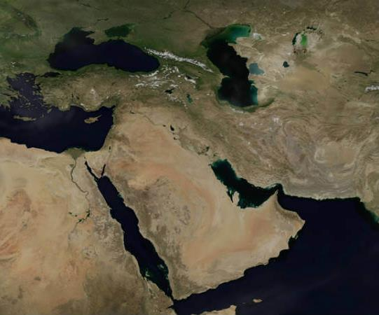Russia's new role in the new Middle East