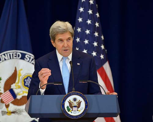Kerry's parameters force Israel to take a hard look in the mirror