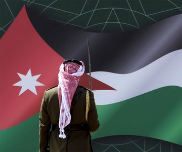 "Jordan between the Hammer of Economic Hardships and the Anvil of the ""Deal of the Century"""