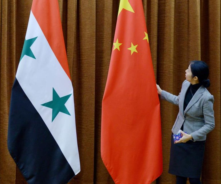 The new Syria amidst conflicting regional, international interests